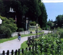 Mackinac Island West Bluffs