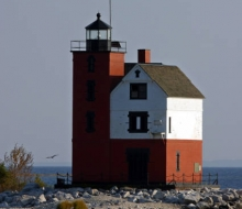 Round Island Lighthouse1